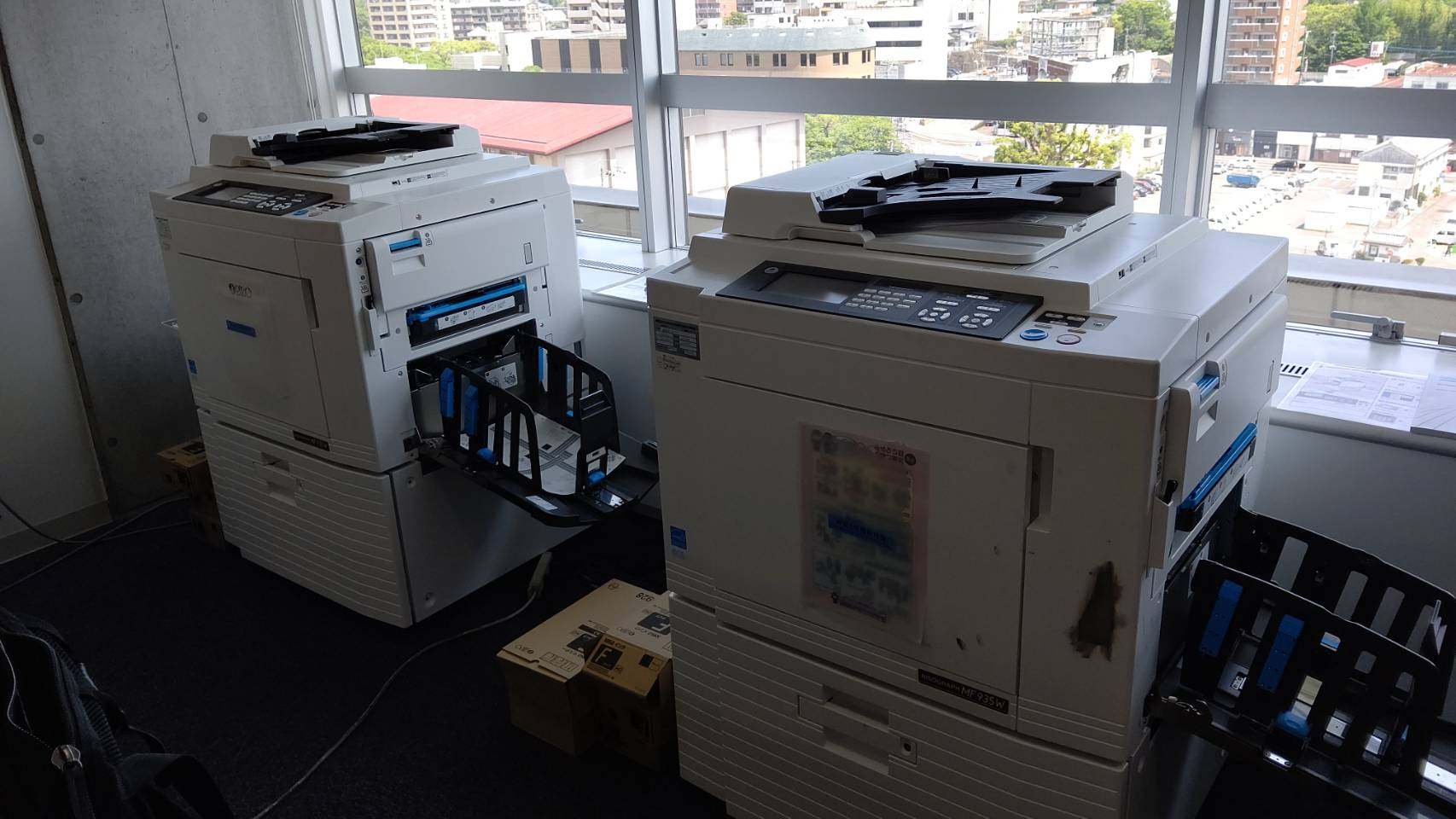 印刷機 両面印刷機 A3