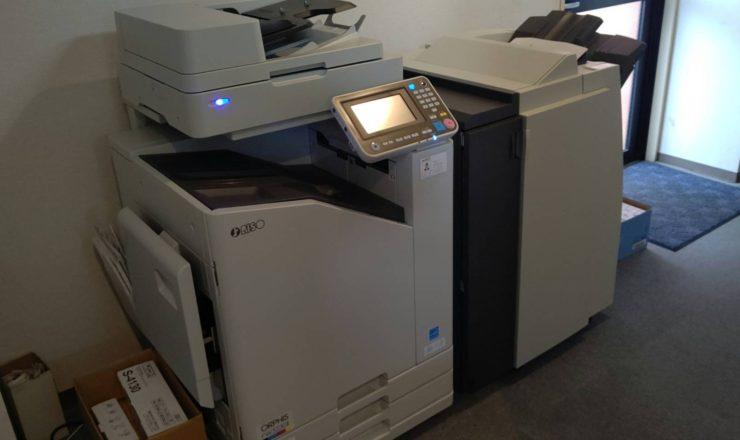 オルフィス 印刷機 事務機